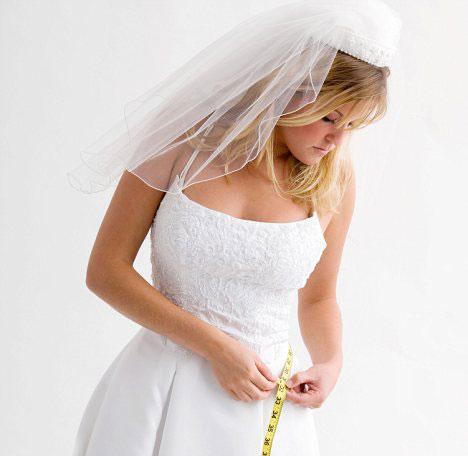 wedding weight loss رژیم های ویژه و مخصوص روز عروسی