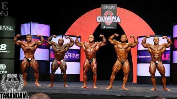 baito mrolympia2014 نتایج مسابقات مستر المپیا 2014 دسته 212 پوندی
