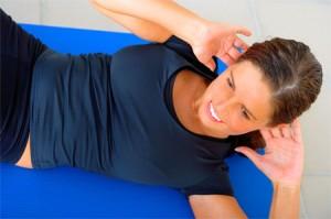 workout girl کوچک کردن و کاهش سایز دور شکم و پهلو