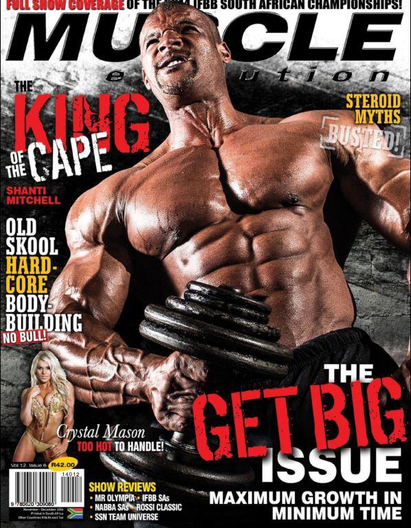 Muscle Evolution - NovemberDecember 2014
