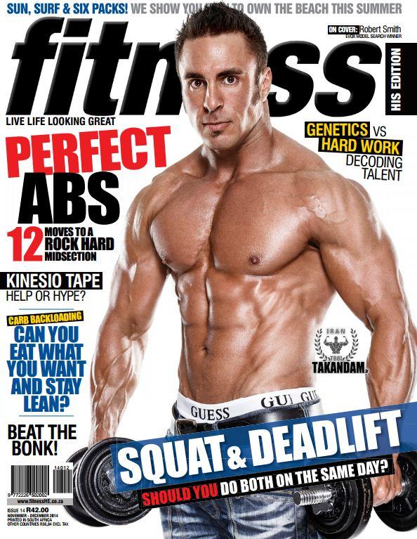 fitness 2014 12 دانلود مجله بدنسازی Fitness December 2014