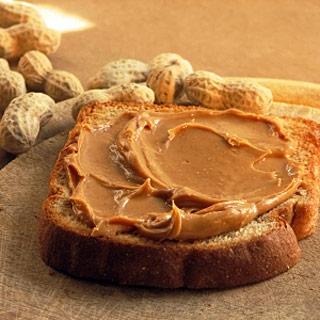 peanut butter 1 کره بادام زمینی چاق کننده فوق العاده