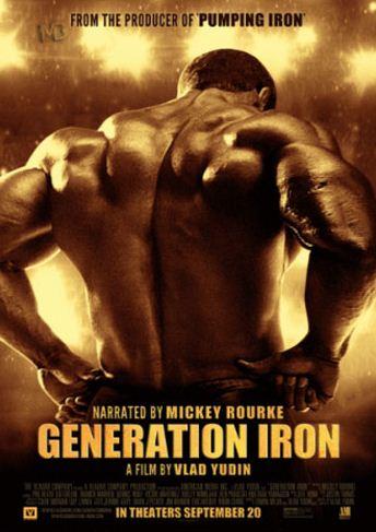 دانلود مستند نسل آهن Generation Iron