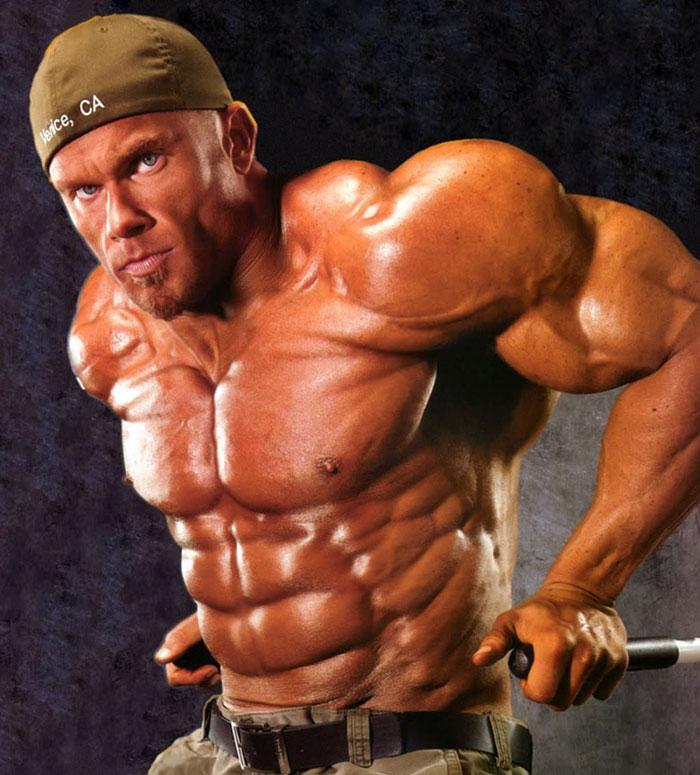 IFBB pro bodybuilder ben pakulski عضلات خود را همیشه در حال رشد ببینید