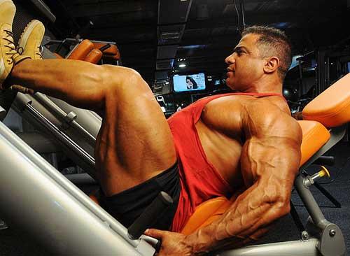 چند نکته مهم برای تمرین عضلات پا