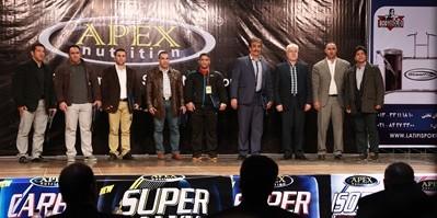 نتایج مسابقات پرورش اندام قهرمانی باشگاههای کشور بهمن ۹۳ رشت