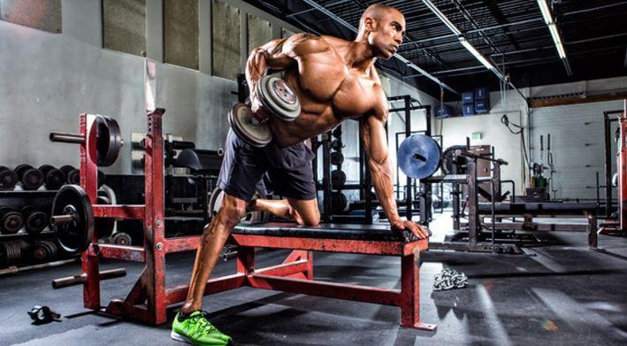 fitness افزایش رشد عضلات با حفظ انگیزه در تمرینات