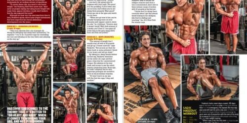 دانلود مجله حرفه ای فیتنس Fitness RX September 2014