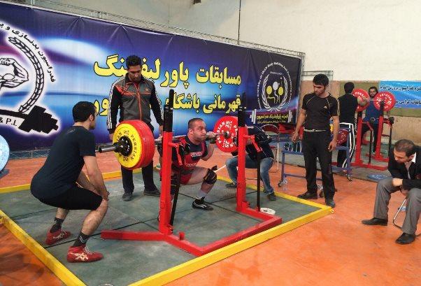 powerlifting-iran