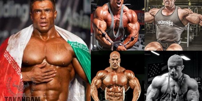 ابراز همدردی ورزشکاران نام دار جهانی با قهرمان بیت الله عباسپور