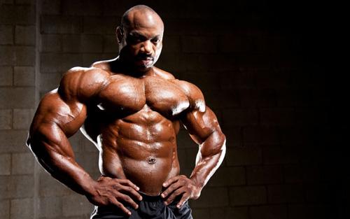 dexter bodybuilding با فیگور گرفتن عضله بسازید