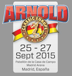 ace2015 جدول شرکت کنندگان مسابقات آرنولد کلاسیک اسپانیا 2015