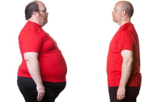 کاهش چربی بدن