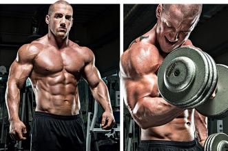 4نکته برای ساخت عضله